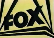 Yellow Fox (News) logo used for coverage of the Gulf War (1990)