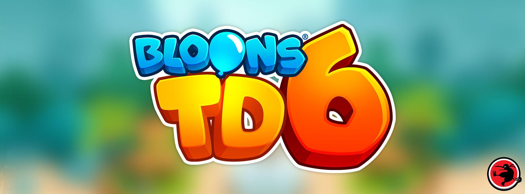 Bloons TD 6   Logopedia   FANDOM powered by Wikia