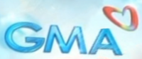 GMA Network Logo 2007 (From GMA Pinoy TV Christmas Bumper)