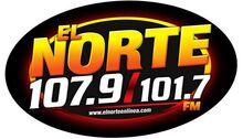 KQQK-KXGJ El Norte 107.9-101.7