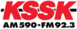 KSSK-FM logo