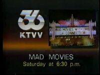 KTVV Mad Movies 1985