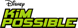 Kim Possible - logo (English)