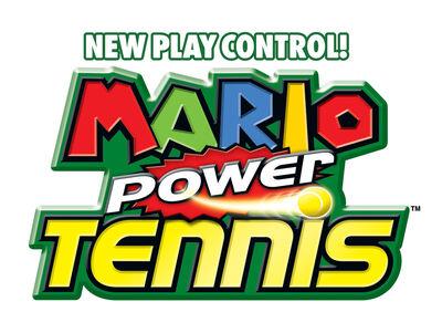 MarioPowerTennisWiimakelogo