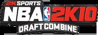 Nba 2k10 draft combine game logo-685x251