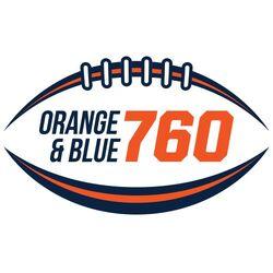Orange and Blue 760 KDSP