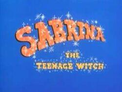 Sabrina cartoon