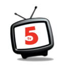 Tv5 3d logo(small) copy