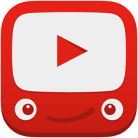 Youtube kids app icon