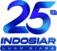 25 Indosiar Luar Biasa Wordmark