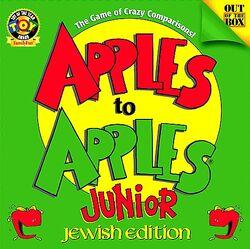 Apples to Apples Junior logo