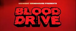 Blood Drive (Syfy) logo