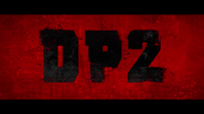 Deadpool 2 logo as seen in trailers