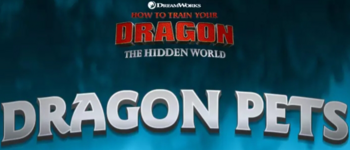 Dragon Pets Logo