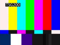 GMA 7 Test Card TSG 200