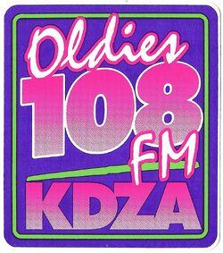 KDZA Oldies 108 FM