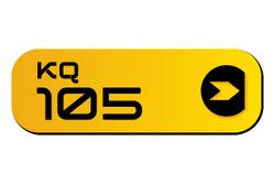 KQ 105 2014 Logo