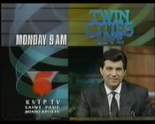 KSTP-TV Channel 5 Something's Happening 1989