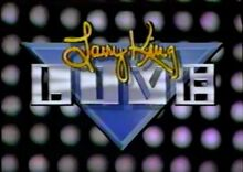 Larry King Live 1985-1986