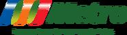 Metro logo 2004 con eslogan (2004-2005)