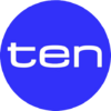 Network Ten Solid Blue 2012