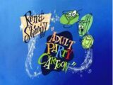 "Ren & Stimpy's ""Adult Party Cartoon"""
