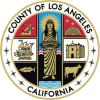 Seal of Los Angeles County, California (2014-2016)