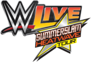 SummerSlam Heatwave Tour 2017 Updated
