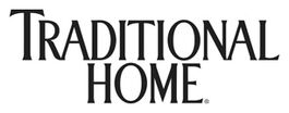 Traditional home logo