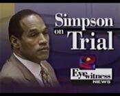 WJBK TV2 Eyewitness News OJ Trial 1995