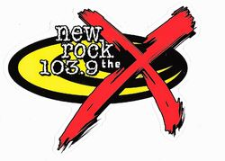 WXEG New Rock 103.9 The X