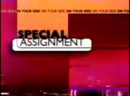 Wews special assignment late 1997 by jdwinkerman dct1djs