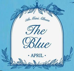 APRIL The Blue