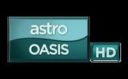 Astro Oasis HD Logo