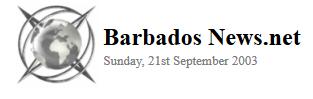 Barbados News.Net 2003