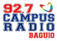 Campus Radio 92.7 Baguio Logo 2005