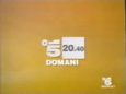 Canale 5 - white 1994