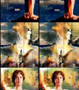 Columbia TriStar Home Entertainment 2001 graphic comparison