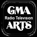GMA Radio-Television Arts Print Logo (1979-1992)