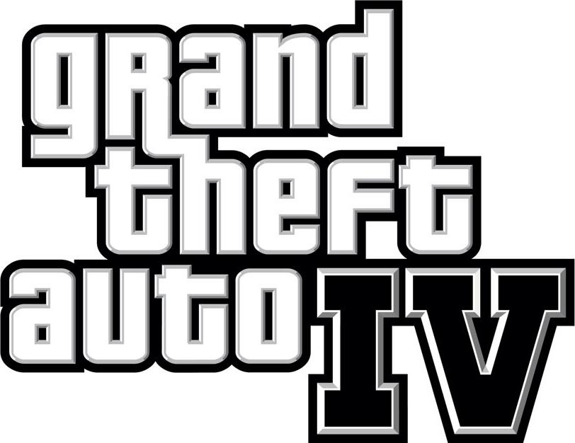 Grand Theft Auto Iv Logopedia Fandom Powered By Wikia