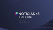 Kxln noticias univision 45 a las cinco package 2019
