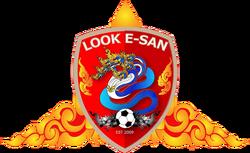 Look Esan FC 2012