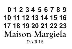 Maison margiela-corporate logo 2015