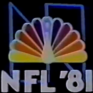 NBC Sports' NFL '81 Video Open From Late 1981