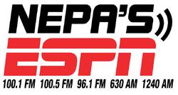 NEPA's ESPN Radio logo
