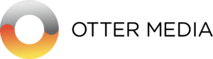 Otter Media Logo (Horizontal)