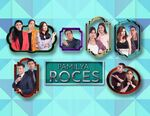 Pamilya Roces title card