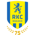 RKC Waalwijk logo (75th anniversary)
