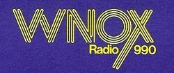 WNOX Radio AM 990