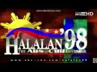 ABS-CBN Halalan 1998
